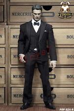 PopToys 1/6 X24 Men's Business Suit_ Set B _Captain Clothing Movie Now PT049B