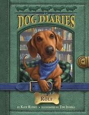 Dog Diaries: Dog Diaries #10: Rolf by Kate Klimo (2017, Paperback)