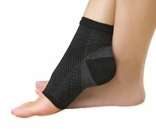 Angel KT Compression Ankle Miracle Foot Plantar Fasciitis Relief 1 Sleeve L/XL
