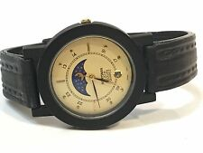 VINTAGE SPORTSMAN ELGIN MOON PHASE QUARTZ WATCH (SET-116)