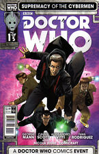 DOCTOR WHO Supremacy of the Cybermen #1 (of 5) - Cover A - New Bagged