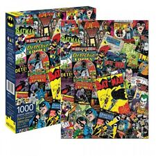 Batman Collage Jigsaw Puzzle, 1000-Piece, New, Free Shipping