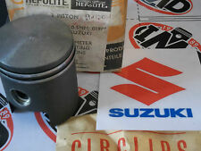 SUZUKI A100 AS100 ASS100 PISTON & RING SET NOS +0.50mm