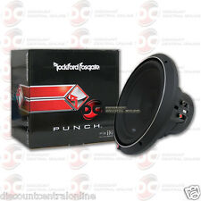 "ROCKFORD FOSGATE P2D4-12 12"" 12-INCH CAR AUDIO DUAL 4-OHM SUBWOOFER 400W RMS"