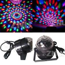 Disco DJ Lichteffekt Discokugel RGB LED Party Bühne Projektor Bühnenbeleuchtung