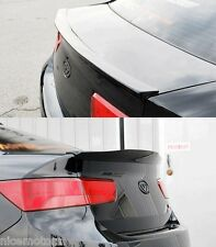 Rear Trunk Lip Spoiler Unpainted (Fit: Kia Forte Koup 2010 2011 2012+)