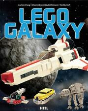 Build Your Own Galaxy : The Big Unofficial Lego Builder's Book by Lutz...