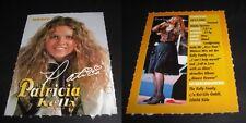 BRAVO Autogrammkarte Patricia Kelly vermutlich aus den 90igern gebraucht