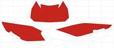 Adesivi Tabelle Husqvarna  2014  rosso - adesivi/adhesives/stickers/decal