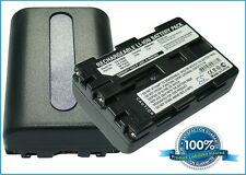 7.4V battery for Sony DCR-TRV325, DCR-TRV145E, DCR-PC105E, Cyber-shot DSC-F717