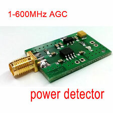 1-600Mhz Agc Alc Rf power meter logarithmic detector power detector Amplifier