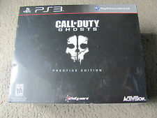 Brand New Call of Duty: Ghosts Prestige Edition for PlayStation 3