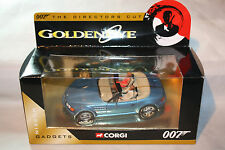 Corgi The Directors Cut James Bond Collection BMW Z3 - Goldeneye CC04904 MIB