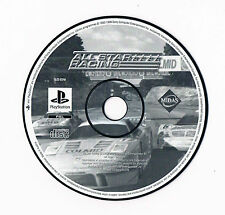 * PlayStation ps1 juego-all star racing - 4 carreras en un CD-nuevo *