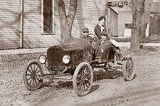Hotrod race car jalopy college kids 1920s photo CHOICES 5x7 or request 8x10 or..
