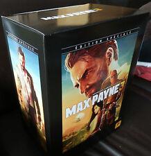 Max Payne 3 Edition Spéciale Collector - Xbox 360 - Edition Française - NEUF