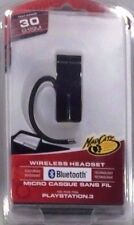 Playstation 3 Bluetooth Headset [PlayStation 3]