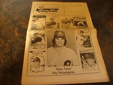 Baseball Hobby News---March 1979---Pete Rose Cover---Issue #1---XHTF