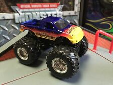 Hot Wheels Monster Jam Truck 1/64 Die-cast Metal Rare Pure Adrenaline
