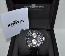 Fortis B-42 Stratoliner 665.10.11L01 automatic-self-wind black men's Watch