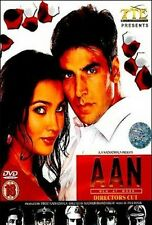 AAN MEN AT WORK – AKSHAY KUMAR - NEW ORIGINAL BOLLYWOOD DVD –FREE UK POST