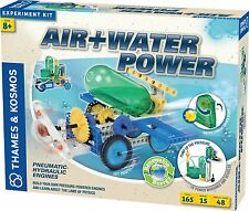 Thames and Kosmos 555001 Air+Water Power Experiment Kit
