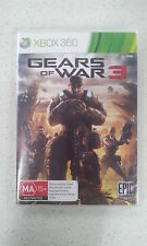 Gears of War 3 Xbox 360