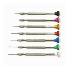 Watch Repair Screwdrivers Set of 7 - 52-730