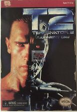 """T-800 TERMINATOR 2 Neca Video Game Appearance 7"""" Inch 2016 Action Figure"""