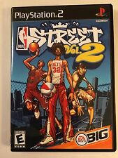 NBA Street Volume 2 - Playstation 2 - Replacement Case - No Game