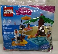 Lego 30397 Olaf's Fun in the Sun Minifigure Disney Princess Frozen Polybag BNIB