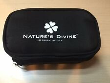 Natures Divine Essential Oil Bag 10 Vials for 5ml-15ml bottles