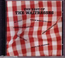 Best of the WAITRESSES Oop 1990 CD 80s I Know What Boys Like Square Pegs 15 Hits