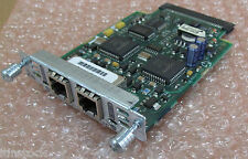 Cisco VIC-2FXS 2-Port ISDN Voice Module Card 28-2081-04  TESTED