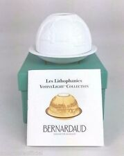 Bernardaud Porcelaines Votive Light - Mont St. Michel