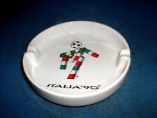 AL MERCATINO : POSACENERE  ITALIA 90 (Ceramica Faenza ) Ottime condizioni