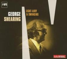 Shearing George - Light  Airy And Swinging (MPS KulturSPIEGEL Edition) - CD NEU