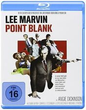 POINT BLANK (Lee Marvin, Angie Dickinson) Blu-ray Disc NEU+OVP