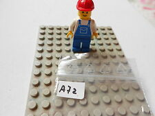 LEGO  VINTAGE  MINIFIG  OMINO  6377 6391  9293   6932  overalls