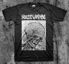 INSECT WARFARE 'Skull' T Shirt (Nasum Phobia Napalm SOB)