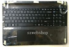 New US keyboard for SONY Vaio Fit SVF152C SVF153 svf152c29x touchpad cover black