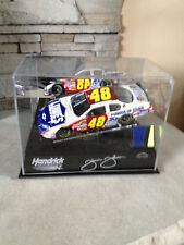 1/24 ACTION Jimmy Johnson Salute the TROOPS Car with display case & sheet metal