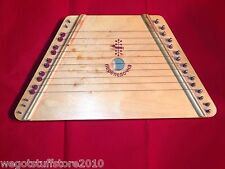 Wooden Lap Harp nepenenoyka 15 Strings Made in Republic of Belarus Zither