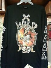 X-WLD-SHIRT RUNNING WILD OZ FIRE IN THE BRAIN MANILLA ROAD