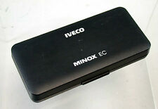 MINOX EC IVECO 8x11 early früh selten rare vintage very small edition