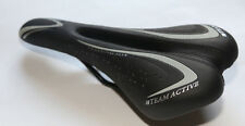 NEW BLACK with GREY GRAY BIKE SEAT by Newage Racing Fixie Road Saddle Bicycle