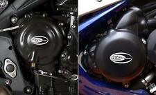 R&G ENGINE CASE COVER KIT (2 COVERS) for TRIUMPH STREET TRIPLE, 2014 to 2016
