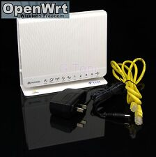HG255d OpenWrt 300M Wireless Router USB 2.0 SSH Openwrt add rt3070 wifi adapter