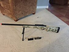 Airsoft UTG Master sniper airsoft rifle army digital w/ 460 FPS