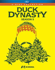 DUCK DYNASTY  Season 5   ( 2 Disc Collection  Blu-Ray)    NEW  A& E